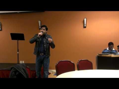dard-e-dil dard-e-jigar - ICC karaoke evening 27th Feb 2015