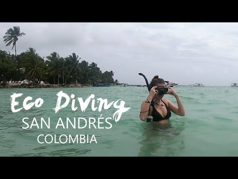 part.1--2-eco-diving-san-andres,-colombia---eco-tourism-and-what-to-do-when-not-diving