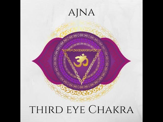 Chakra Meditation Series- 6th Chakra