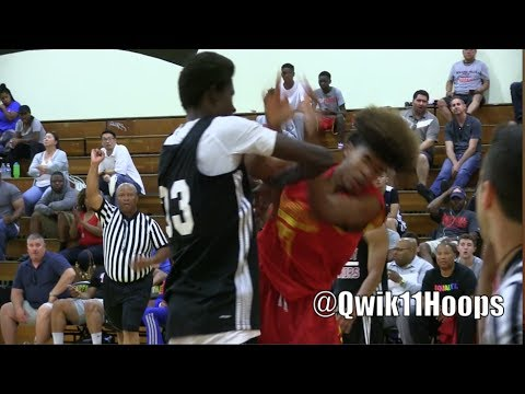 Fairfax Vs Alemany Kirk Smith Jr. And Fred Odhiambo Go At Each Other + DJ McDonald Shows Out