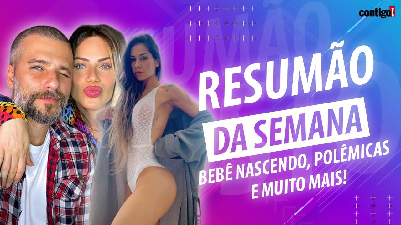 MAYRA CARDI E ARTHUR AGUIAR, BABY GAGLIASSO E MUITO MAIS | RESUMÃO DA SEMANA (2020)