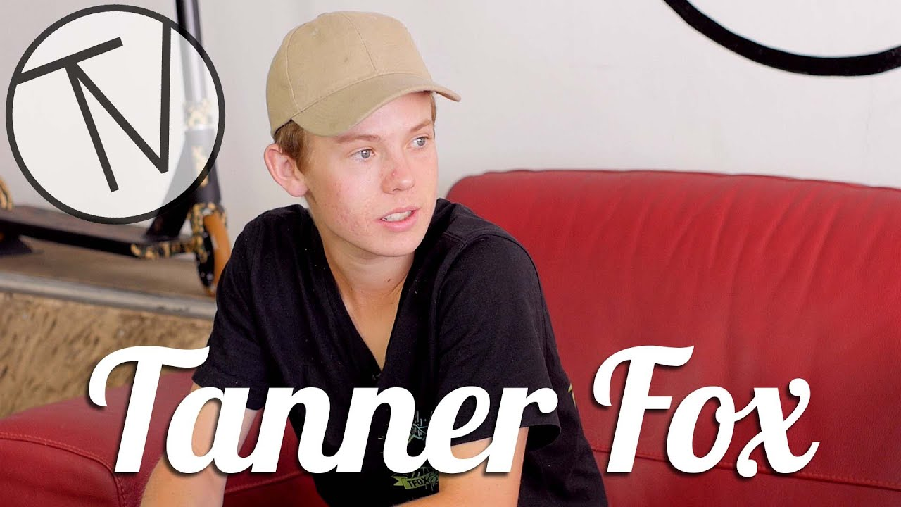tanner fox interview the vault pro scooters youtube