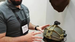 Schuberth Detail their Helmet Systems at IWA
