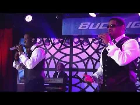 Boyz II Men - On Bended Knee (Live)