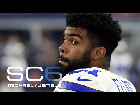 Ezekiel Elliott's 6-game suspension restored by federal appeals court   SC6   ESPN