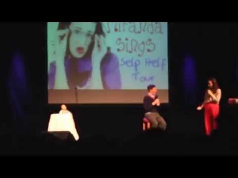 MirandaSings Live in Dublin 22/09/2014 Full Show