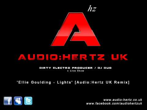 Ellie Goulding - Lights [Audio:Hertz UK Remix]