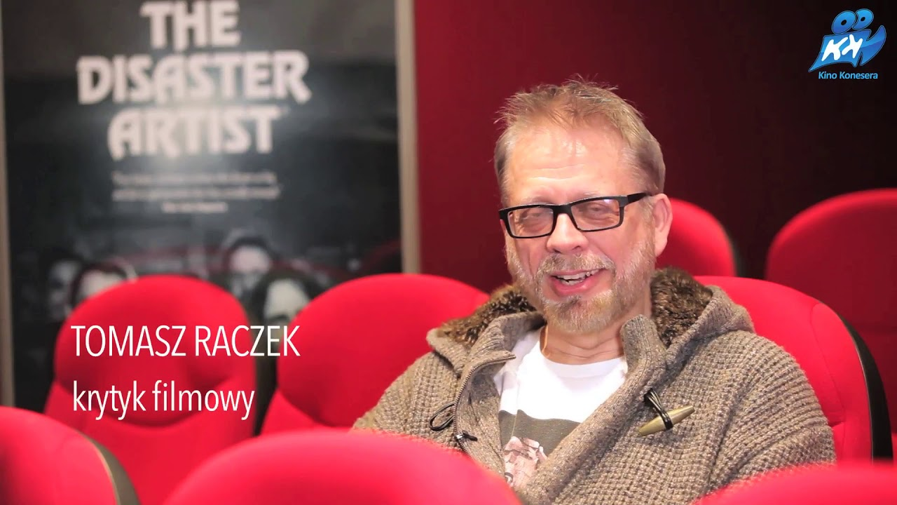 DISASTER ARTIST- Helios, Kino Konesera, zapowiedź Tomasza Raczka