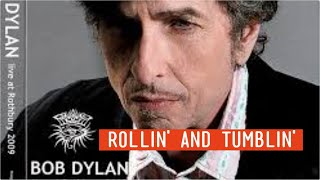 Bob Dylan Rollin' And Tumblin' at Rothbury Music Festival