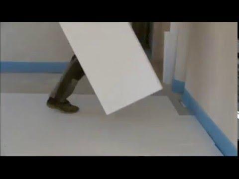 Fußbodendämmung Verlegen ~ Dämmung verlegen youtube