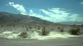 Death Valley  Eastern California.