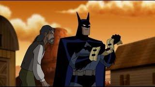 Liga Justicia Ilimitada| Batman Persigue A Cronos Al Viejo Oeste [Latino]