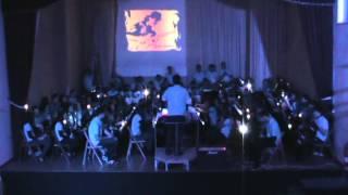 SANTANA A PORTRAIT arr. Giancarlo Gazzani Banda Unió Musical de Gata de Gorgos