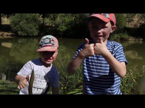 A Family Carp Fishing Holiday at Mas Bas