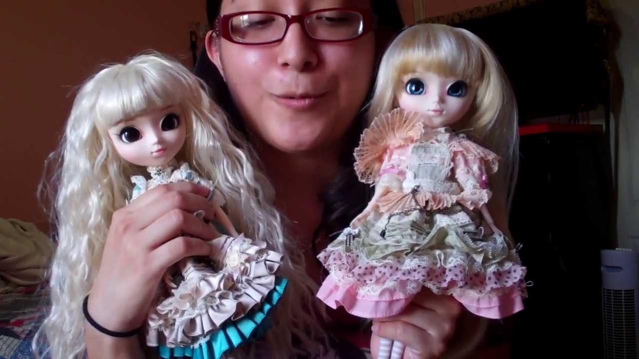 Pullip romantic alice doll review youtube for Alice du jardin pullip