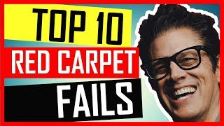 Top 10 Worst Celebrity Interview Fails On The Red Carpet - Funny Video