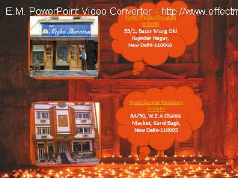 Boutique Hotels in Delhi