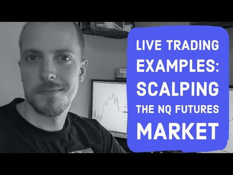 Live Trading Examples: Scalping The NQ Futures Market | Learn To Day Trade Emini Futures (2020)
