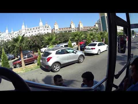 ДОРОГА НА ПЛЯЖ Side Crown Palace 5* (Турция/Сиде) 2017
