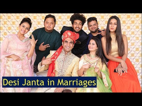 Desi Janta in Indian Weddings - | Lalit Shokeen Films |