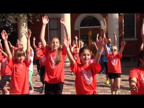 Dance for Kindness 2016: Bryan, Texas (USA)