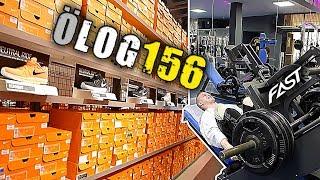 ÖLOG 156 - shoppailua ja saliturismia Epsanjassa