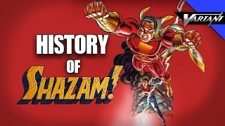 History Of Shazam!