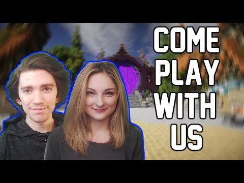 Hypixel With Viewers and HALEY! Losing games like its my fulltime job!