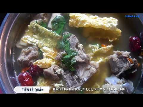 Hải sản, ốc, lẩu, đồ nướng quận 8 - Tiền Lẻ Quán