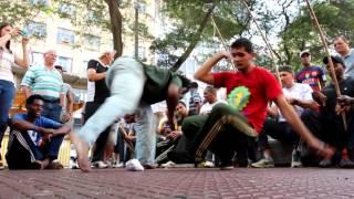 Jogo de Navalha - Capoeira Praça da República