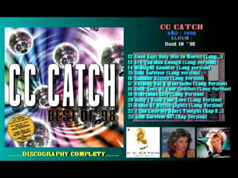 CC CATCH - BACKSEAT OF YOUR CADILLAC (LONG VERSION) mp3