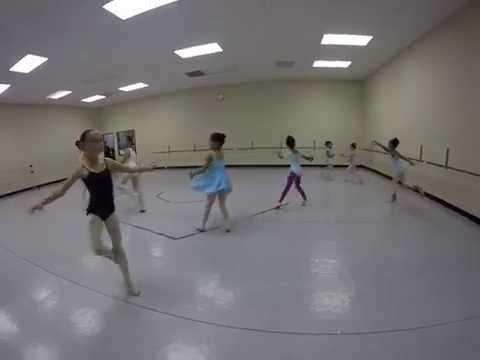 Strong Dance Studios Ballet 1, Music Box Dancer