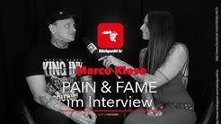 Marco Klose: Gewinner von Pain & Fame, Tattoo-Sünden, Pläne,  (Interview)
