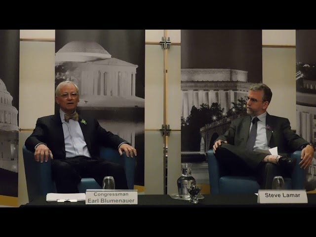 06/26/19: Conversation with Congressman Earl Blumenauer on Trade - Part 2