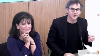 Chronique d'une France blessée: débat entre Anne Sinclair et Gilles Finchelstein