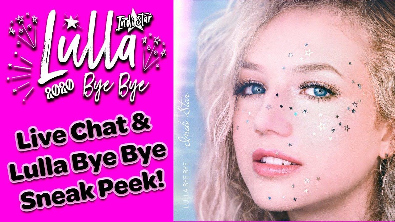 """INDI STAR - """"LULLA BYE BYE"""" Pop DANCE Single SNEAK PEEK & LIVE STREAM Chat NEW SONG Release"""