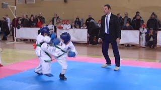 В Алуште завершились чемпионат и первенство Крыма по таеквон-до МФТ