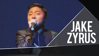 Jake Zyrus performs his newest single 'Diamond'