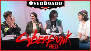 Let's Play CYBERPUNK RED | Overboard