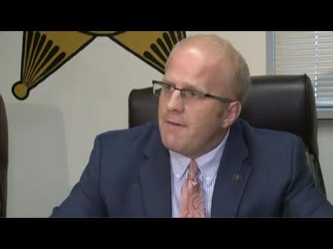 Prosecutor on arrest of man at Corydon Elementary School