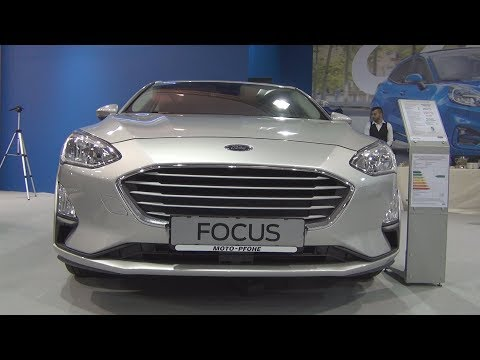 Ford Focus Trend Edition 4dr 1.0 EcoBoost 125 PS (2020) Exterior and Interior