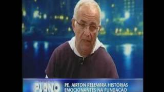 Entrevista Pe. Airton Freire - TV Jangadeiro - Primeiro Plano - Parte 2/3