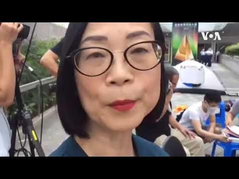 """香港爆发空前""""黑衣大游行"""" """"暂缓""""修例效果有限"""