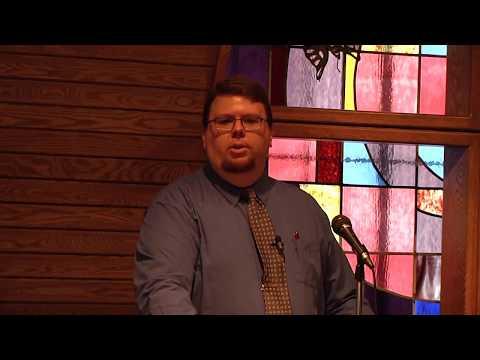 First Baptist service  July 16, 2017