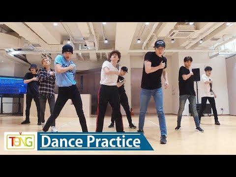 EXO(엑소) 'The Eve'(전야) Dance Practice Video…전쟁의 서막을 알리는 칼군무 (前夜, Ko Ko Bop, 코코밥, 더 워, The War)