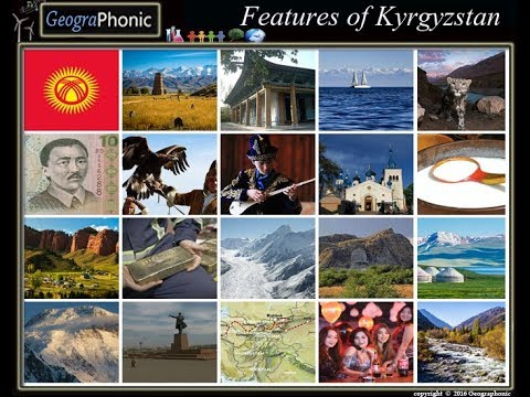 Features of Kyrgyzstan,  travel and knowledge
