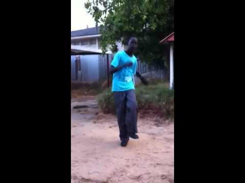 FLASH! (African Shuffle!!!)