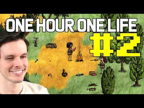 DEVELOPER JASON ROHRER JOINS THE CHAT TO ANSWER QUESTIONS! - Let's Play! One Hour One Life - Part 2
