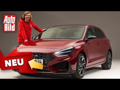 Hyundai I30 Facelift (2020): Neuvorstellung - Kompakt - Motor - Infos - Deutsch