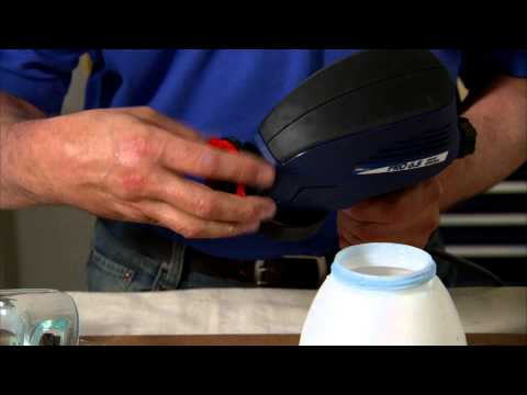 HomeRight Airless Paint Sprayers How-To Clean your Paint Sprayer - 4 of 6